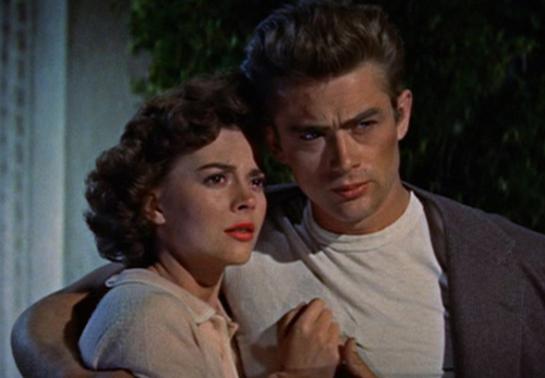 an analysis of the film rebel without a cause Jim's mother is completely disappointed with how her life is and takes it out on her husband and jim 'being chicken' in this film relates to the fact that j.