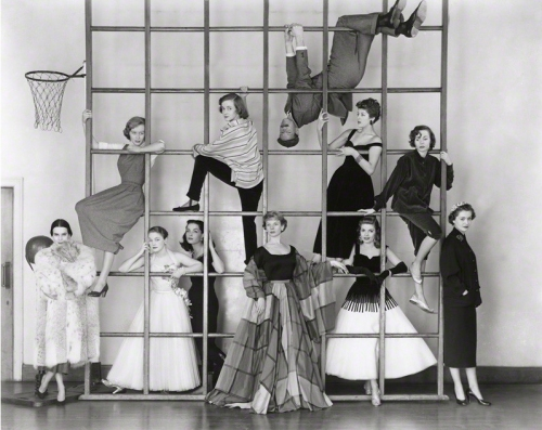 Norman Parkinson The young Look in the Theatre