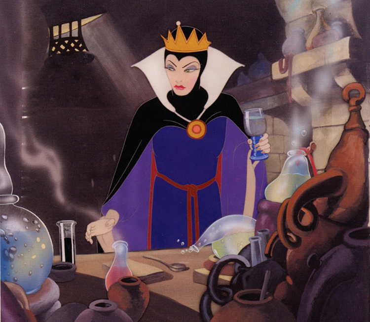 CORINE: Snow White and the Queen